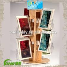 Wooden Greeting Card Display Stand Beauteous Wood Greeting Card Display StandSpinning Greeting Card Display