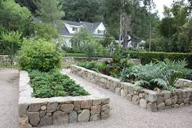 raised garden beds with stone edging paul hendershot design i can dream right easier said than done