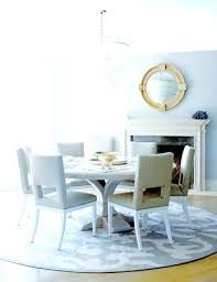 round dining room rugs. Unique Rugs Round Dining Rug With For Room Decorations Gray Blue   Intended Round Dining Room Rugs