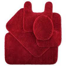 red bathroom rug set bathroom rugs bath mats with red ideas bright red bathroom rug sets