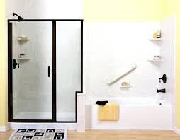 fiberglass tub shower combo install tub shower combo bathtub shower combo gallery photo 1 installing a fiberglass tub