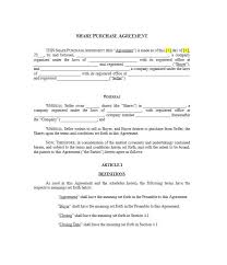 Simple Real Estate Agreement Template Purchase Contract Pdf – Mobstr