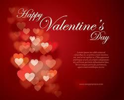 Valentines Flyers Valentines Flyer Vector Free Download