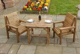 wooden dining set garden furniture
