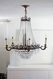 once upon a time in a land far far away a girl named karen had a lightbulb moment what would life be like if she owned a sparkly chandelier