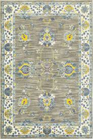yellow and gray at rug studio pertaining to blue area rugs inspirations 6