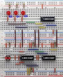 F Alpha Net Experiment 4 Mod 6 Counter