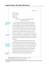 Mla Format Paper Example Pdf Floss Papers