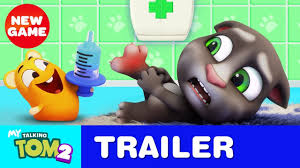 can you handle my talking tom 2 new game official trailer 2