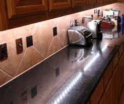 under cabinet lighting diy. build led under counter lighting that rocks cabinet diy