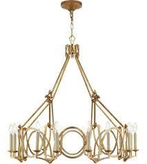 chandeliers 16 light chandelier visual comfort weeks touareg 35 wide gold crystal