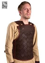 homelarp larp leather armour