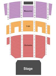 Union County Performing Arts Center Seating Chart Rahway