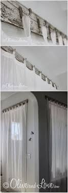 Living Room Curtain Rods 17 Best Ideas About Curtain Rods On Pinterest Window Curtains