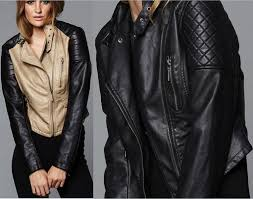 faux leather jackets for women 4