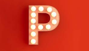 Cinema Movie Theatre Illuminated Letter P Blog Wrike