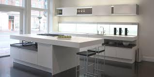 Poggenpohl Kitchen Studio Washington DC +MODO Kitchen White