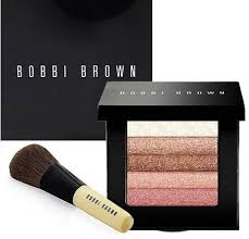 bobbi brown brushes price. bobbi brown rose shimmer brick set + blusher brush brushes price