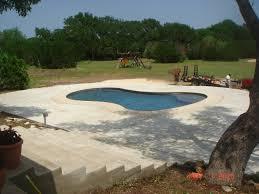 2900 sq ft concrete addition pool deck resurfacing
