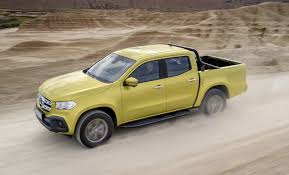 The new actros is the truck for the 2020s. Mercedes Benz X Class Pickup Truck To End Production In May