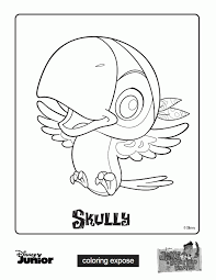 Small Picture Free Jake And The Neverland Pirates Coloring Pages To Print
