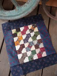 116 best doll and miniature quilts images on Pinterest ... & Patchwork - how I leared to quilt! Adamdwight.com