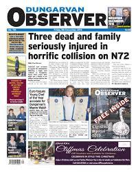 Dungarvan observer 9 12 2016 edition by Dungarvan Observer issuu