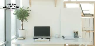 home office design ideas big. Home Office - Minimalist Big Declutter Challenge Home Design Ideas F