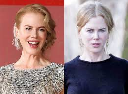 nicole kidman from stars without makeup e