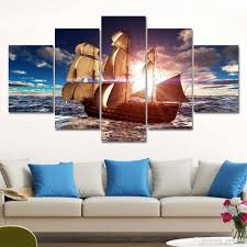 2018 canvas art decorative wall pictures for living room modular pictures for home decoration wall art canvas prints beach no framed from yufisher  on framed canvas wall prints with 2018 canvas art decorative wall pictures for living room modular