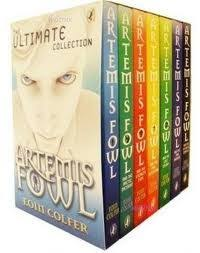 artemis fowl collection artemis fowl 1 7