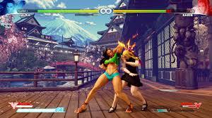 street fighter v pixel judge