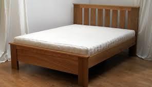 The Braemar Oak Wooden Bed | RIVERWOOD bedmakers