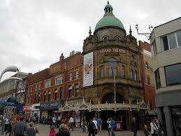 Image result for blackpool grand theatre