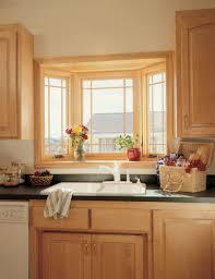 bay window ideas kitchen