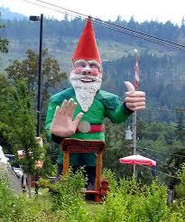 giant gnome nanoose bay bc