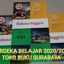 Adanya peradilan yang modern d. Jual Buku Pr Smp Bahasa Inggris Kelas 8 2020 2021 Kota Surabaya Toko Buku Intan Surabaya Tokopedia