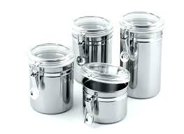 airtight glass storage canisters and affordable jars to renew your pantry eatwell1 modern