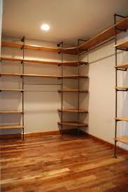 diy closet shelves and rods organization