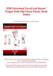 Trigger Point Flip Charts Pdf Pdf Download Travell And Simons Trigger Point Flip Charts