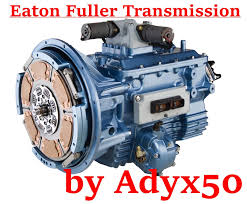 Real Transmission Pack V1 0 By Adyx50 Mod Euro Truck