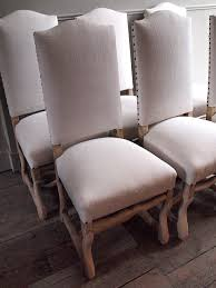 french os de mouton dining chairs