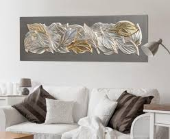 winter leaves modern pintdecor wall decoration on pictures wall art uk with modern wall art clocks bedroom furniture trendy products