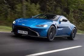 Aston Martin Vantage Manual 2019 Review Autocar