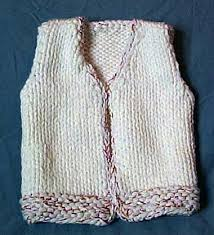 Free Knitted Vest Patterns Classy Free Knitting Pattern For Vest For Toddlers