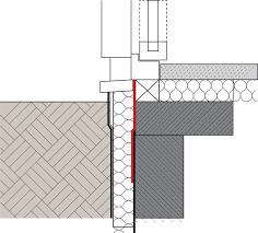 Mb 2k Zur Abdichtung Bodentiefer Fenster à La Remmers