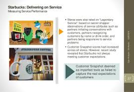 Harvard case study starbucks delivering customer service   Buy     ddns net