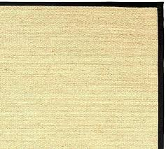custom seagrass rug rugs rugs elegant inside custom color bound rug black pottery barn ideas 6 rugs pottery barn custom seagrass rug