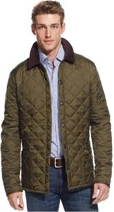 1000+ ide tentang Barbour Quilted Jacket Mens di Pinterest | Gaya ... & Barbour Men's Heritage Liddesdale Jacket Adamdwight.com