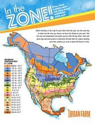 Hardiness Zone Chart Sunset Climate Zones Central California Gardening Zones